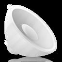 Audio, Player icon