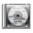 save, disk, case, movie, disc, film, video, cd icon