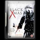Black X Mas v4 icon