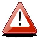 warning, dialog icon
