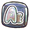 adobe, square, aftereffect icon