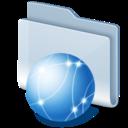 network,folder icon
