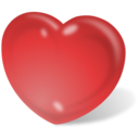 favorites heart icon