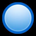 Ball, Blue icon
