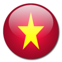 vietnam,flag,country icon