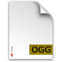 ogg,fileextension icon