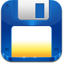 Floppy Small icon