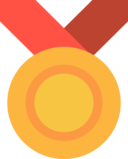 Golden Medal icon
