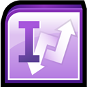 Infopath, Microsoft, Office, Software icon