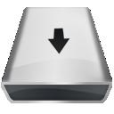 White Removable icon