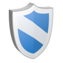 protect, blue icon