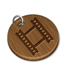 Movies, Woody icon