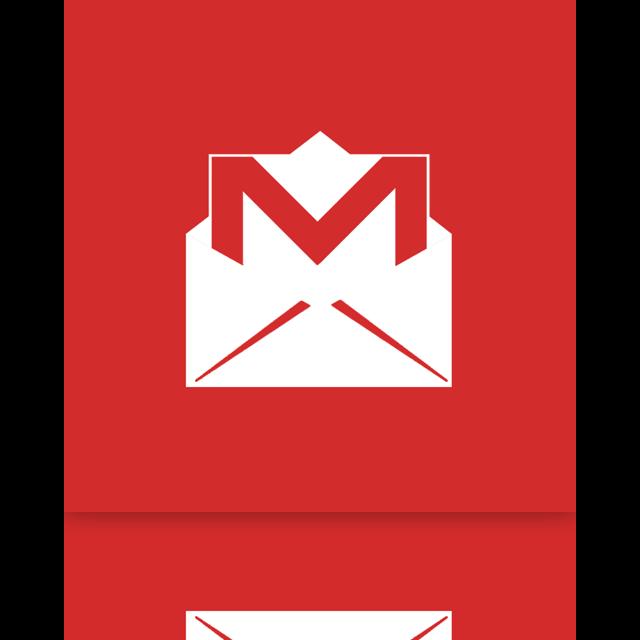 mirror, alt, gmail icon
