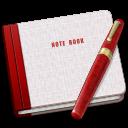 Closed Note Alt icon