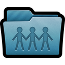 mac, folder, sharepoint, share, documents icon