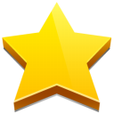 favorite, star, favourite, bookmark icon