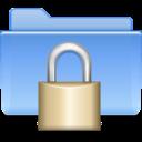 Places folder locked icon