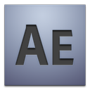 adobe, after, effects, cs4 icon