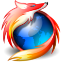firefox, browser, web icon