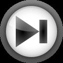 actions media skip forward icon