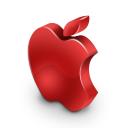 red, mac icon