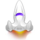 App launch spaceship icon