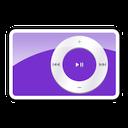 ipod, plum, shuffle, 2g icon