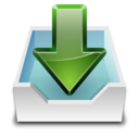 Actions mail receive icon