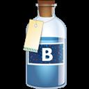 Bkontakte, Bottle icon