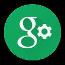 Google Settings icon