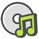 disc, cd, audio, save, disk icon