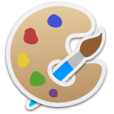 paint, painting, draw icon