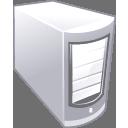 computer, server, off icon