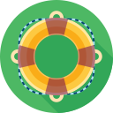 help, support, life, buoy, lifebuoy icon
