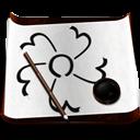 Illustrator, Software icon