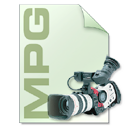 file type, photography, mpg, mpeg, video, camera icon