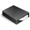 dvd,drive,cd icon