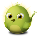 animal, bird, twitter, sunbird icon