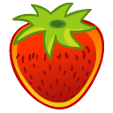 strawberry,fruit icon
