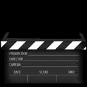 movie, film, stacks, video icon