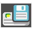 save, floppy, driver icon