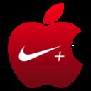 nike,apple icon