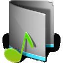 Music Folder Alt icon