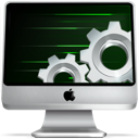 Apple, Computer, Imac, Monitor, Option, Screen, Settings icon