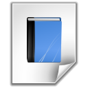 book, file, document, manual icon