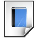 book, file, document, manual icon