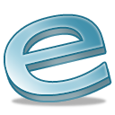 Applications Internet Explorer icon