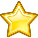 star, bookmark, favourite, favorite icon