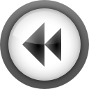back, prev, previous, arrow, find, media, seek, search, left, backward icon