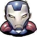 iron, america icon